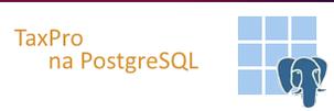 TaxPro na PostgreSQL